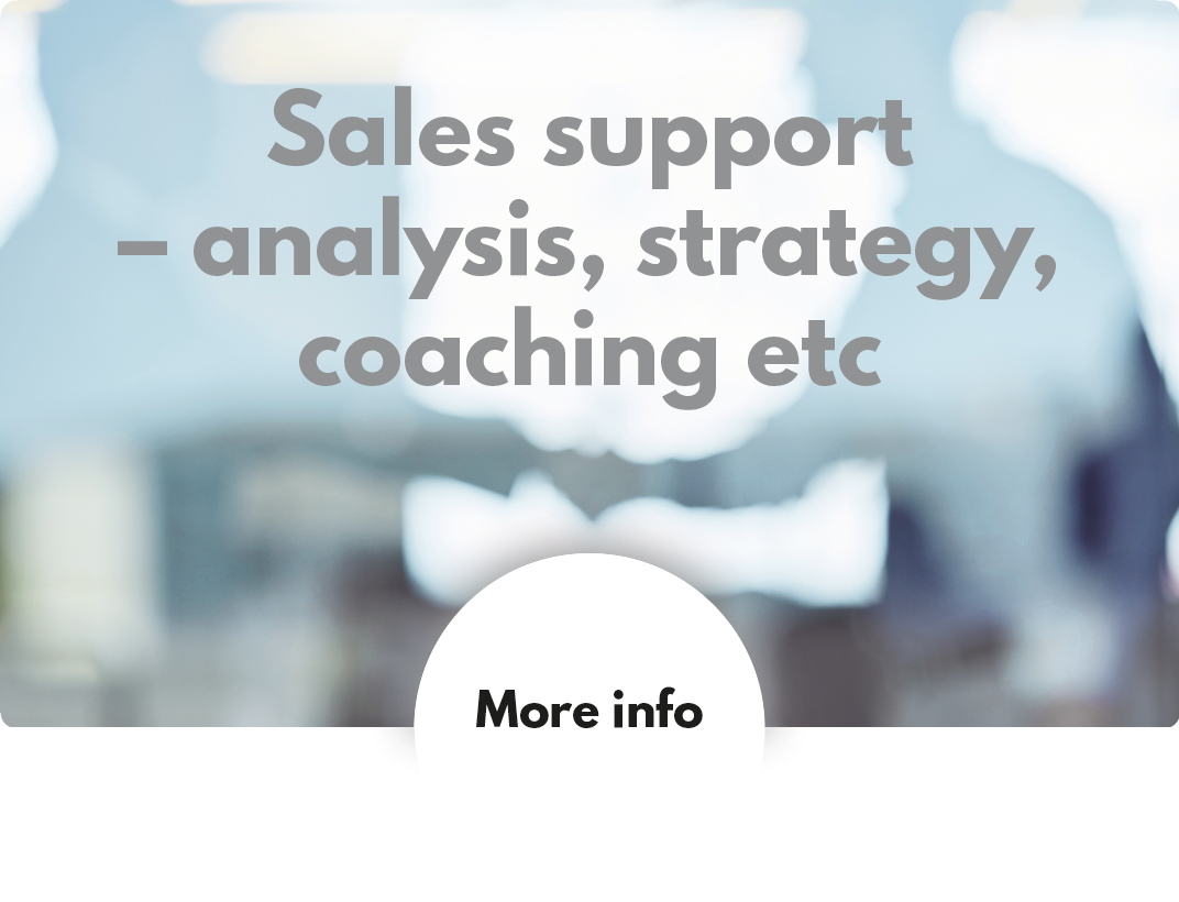 Arete Advice Sales Support